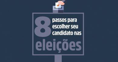 E-book orienta escolha do candidato em oito passos